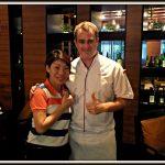 Nathan Chilcott, Executive Chef, Marriott Sukhumvit Hotel