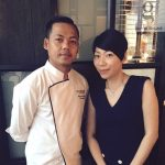 Executive Chef Satjar Thongsrikaew, Medinii, The Continent