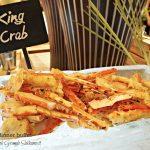 King crab & seafood dinner buffet, Atelier, Pullman Bangkok Grande Sukhumvit