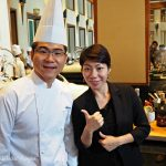 Thitisorn Amatasin, Executive Chef at The Sukhothai Bangkok