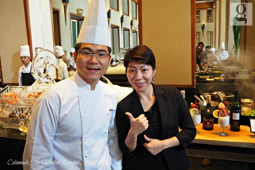 Executive Chef The Sukhothai Bangkok