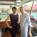 David Tamburini, Chef de Cuisine at La Scala, The Sukhothai Bangkok