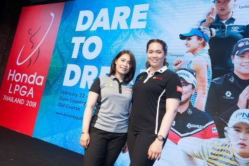 HONDA LPGA Thailand 2018 Scheduled for February 2018