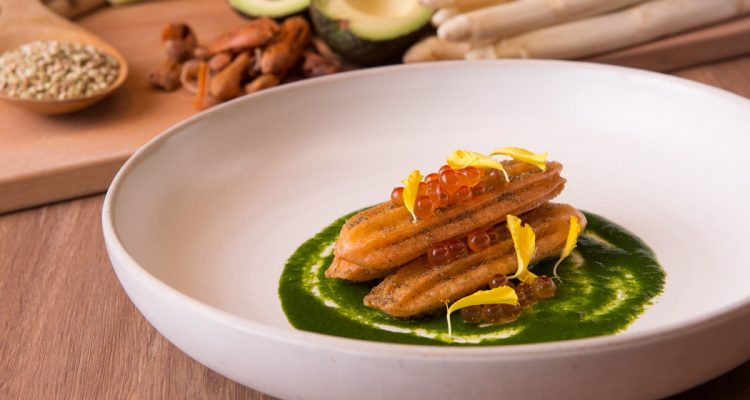Sustainable Organic and Artisanal Flavours at Elements