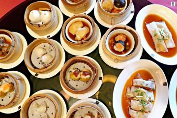 Loh Wah Hin - Amazing Dim Sum Night
