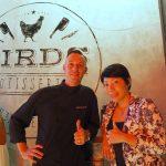 Chef Jeremy Tourret talks about BIRDS Rotisserie