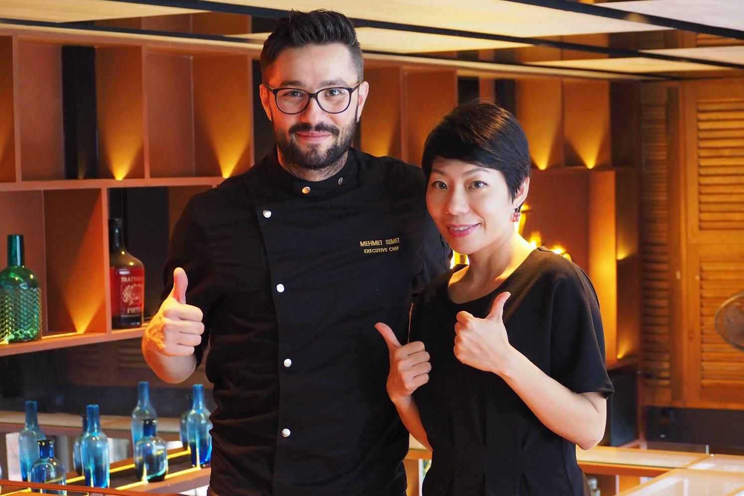 Executive Chef Mehmet Semet Invite Bangkok
