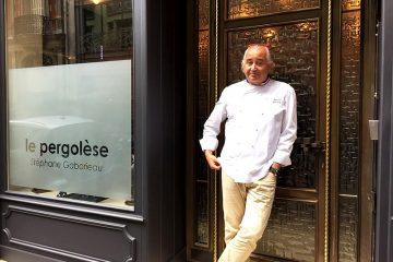Michelin Starred Chef Stéphane Gaborieau at Déjà Vu Restaurant, Pullman Bangkok King Power