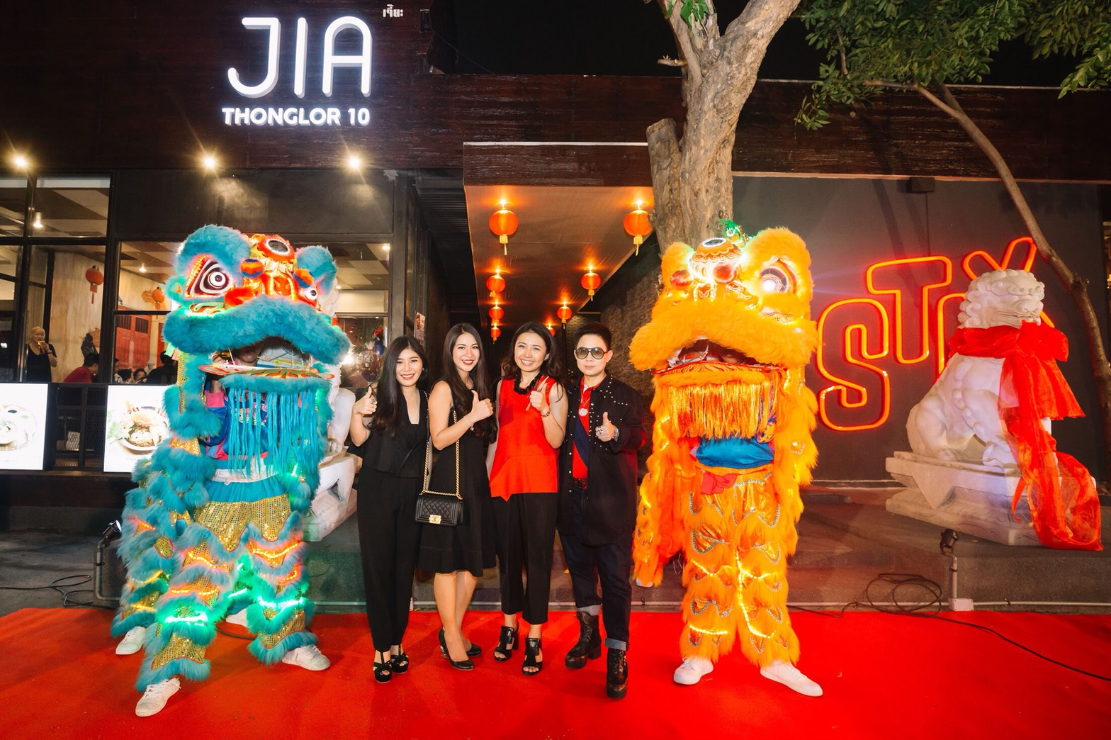 Ping's Restaurant Group's Tigress - Jacqueline Sim