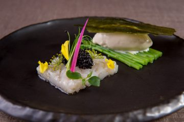 Seasonal European Asparagus Takes Center Stage at Elements