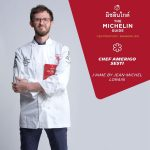 Michelin Star Celebration at J'AIME