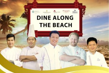 """Dine Along the Beach"" Returns to Hua Hin"
