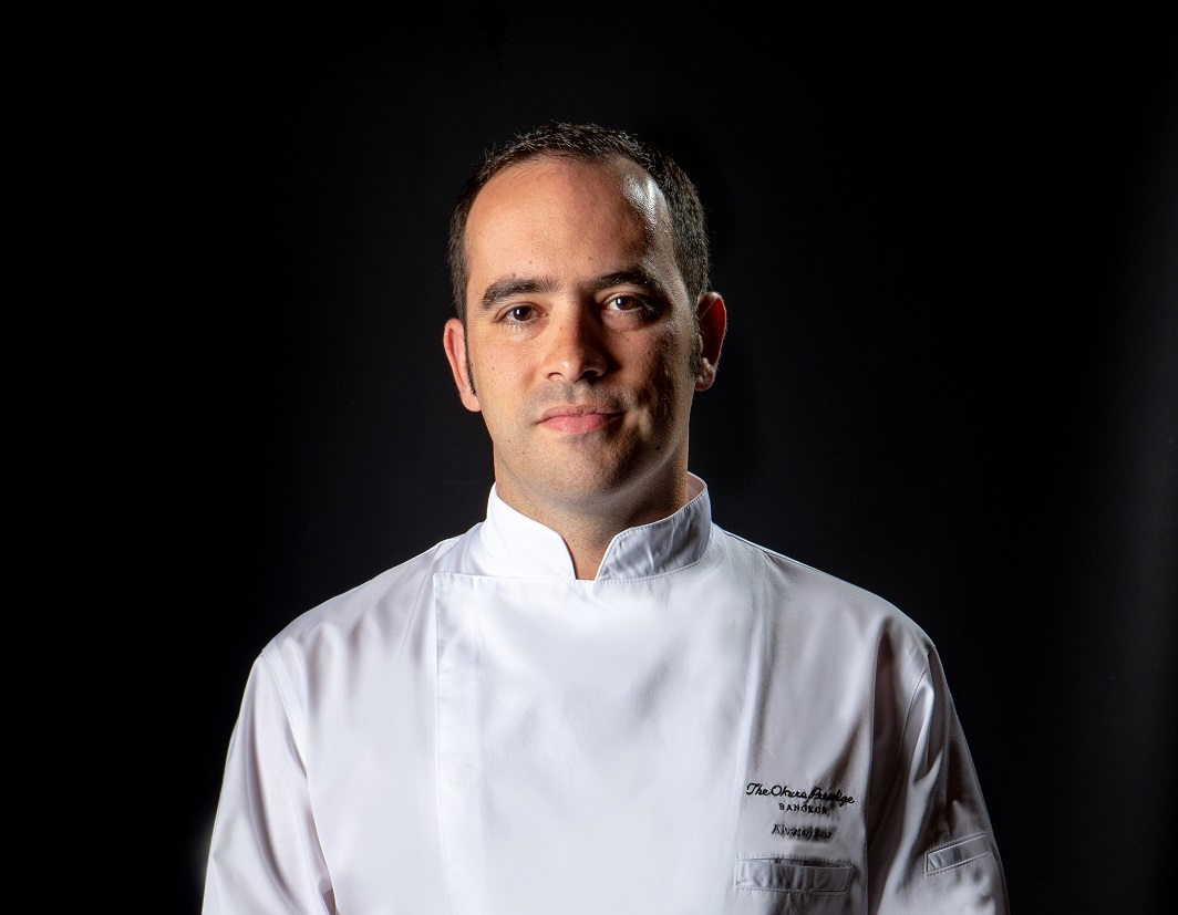 New Executive Chef Joins The Okura Prestige Bangkok