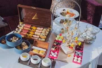 Most Sophisticated and Beautifully Crafted Afternoon Tea Reimagined at Siam Kempinski Bangkok Hotel