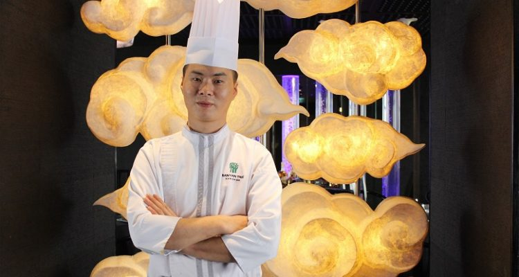 New Chinese Chef at Banyan Tree Bangkok's Bai Yun restaurant