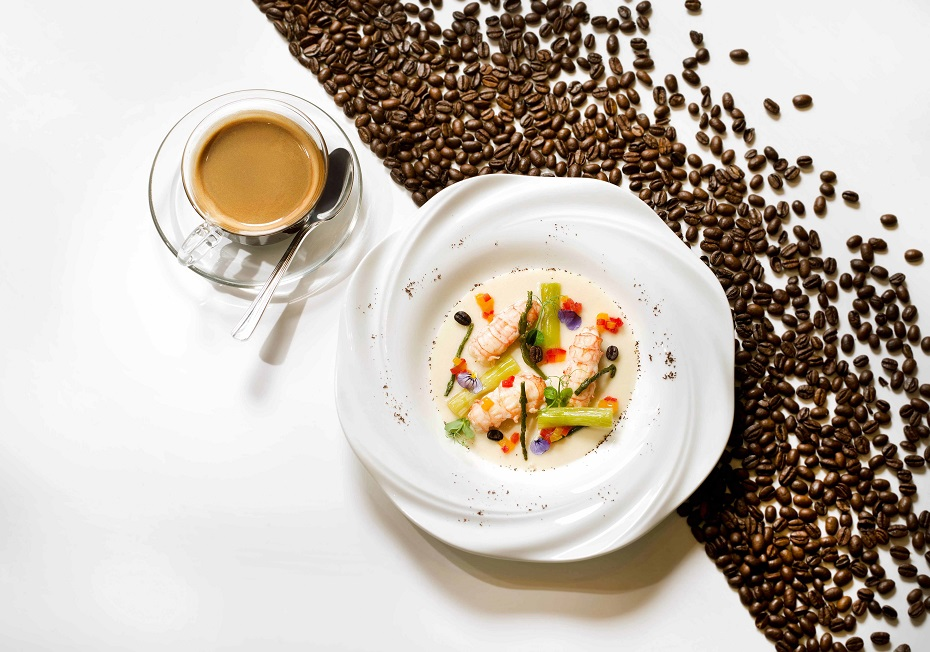 Exquisite Flavours Brew Up at Nicholini's in a Coffee-Inspired Tasting Menu