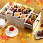 Autumn Afternoon Tea at Up & Above Bar