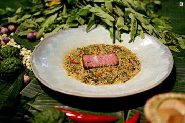 Thai Gastronomy Series I Sra Bu aby Kiin Kiin with Chef Ian Kittichai of Issaya Siamese Club
