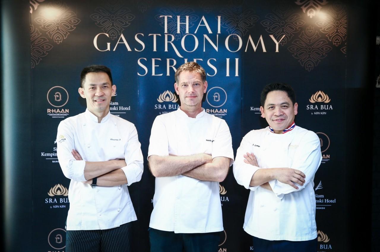 Sra Bua by Kiin Kiin presents exclusive collaboration with Chef Chumpol Jangprai in Thai Gastronomy Series II