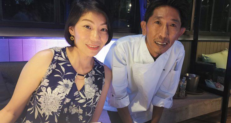 Chef Wuttisak Wuttiamporn's Progressive Thai Cuisine