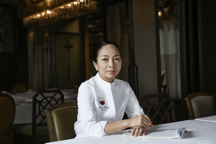 """Chef Jutamas """"Som"""" Theantae talks about the Menu and Concept of her new restaurant"""