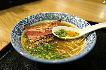 Menya Itto Bangkok - No.1 Tsukemen from Japan