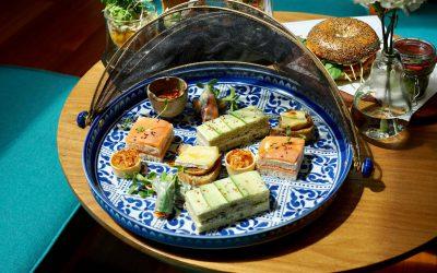Guilt-free Afternoon Tea at Rim Klong CafeGuilt-free Afternoon Tea at Rim Klong Cafe