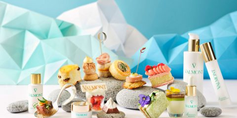 "Conrad Hong Kong x Valmont: ""Swiss Alpine Rituals of Beauty"" Afternoon Tea"