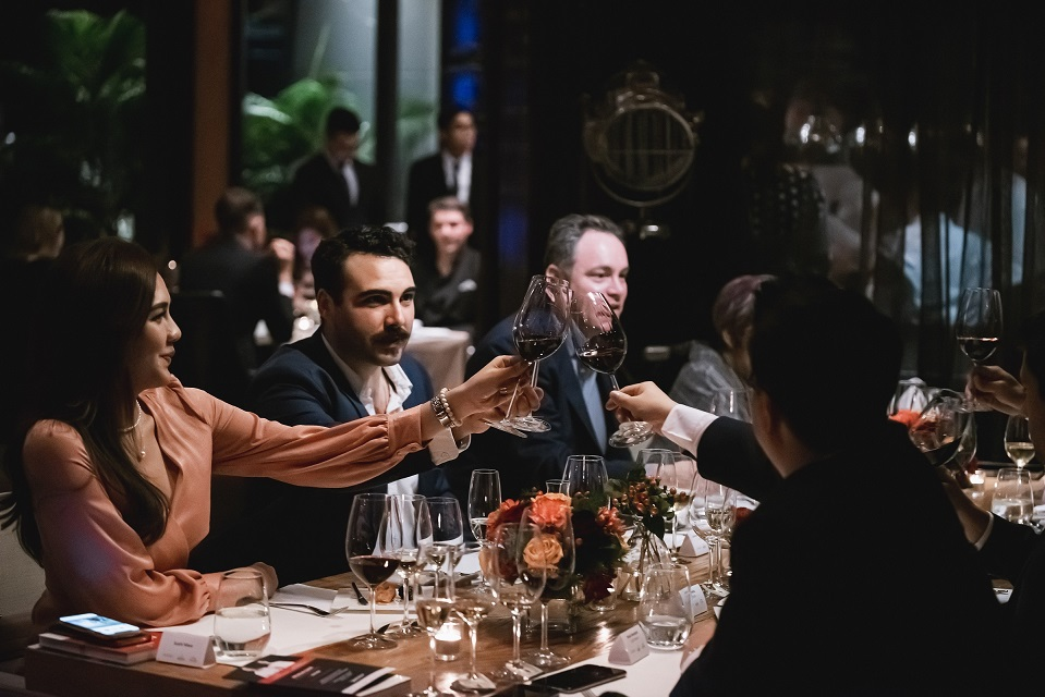 "An Unforgettable Menu Under ""THE JAPANESE INFLUENCE"" Theme Co-Created by 'Upstairs at Mikkeller' and 'Elements' at the Final MICHELIN Guide Dining Series of 2019"