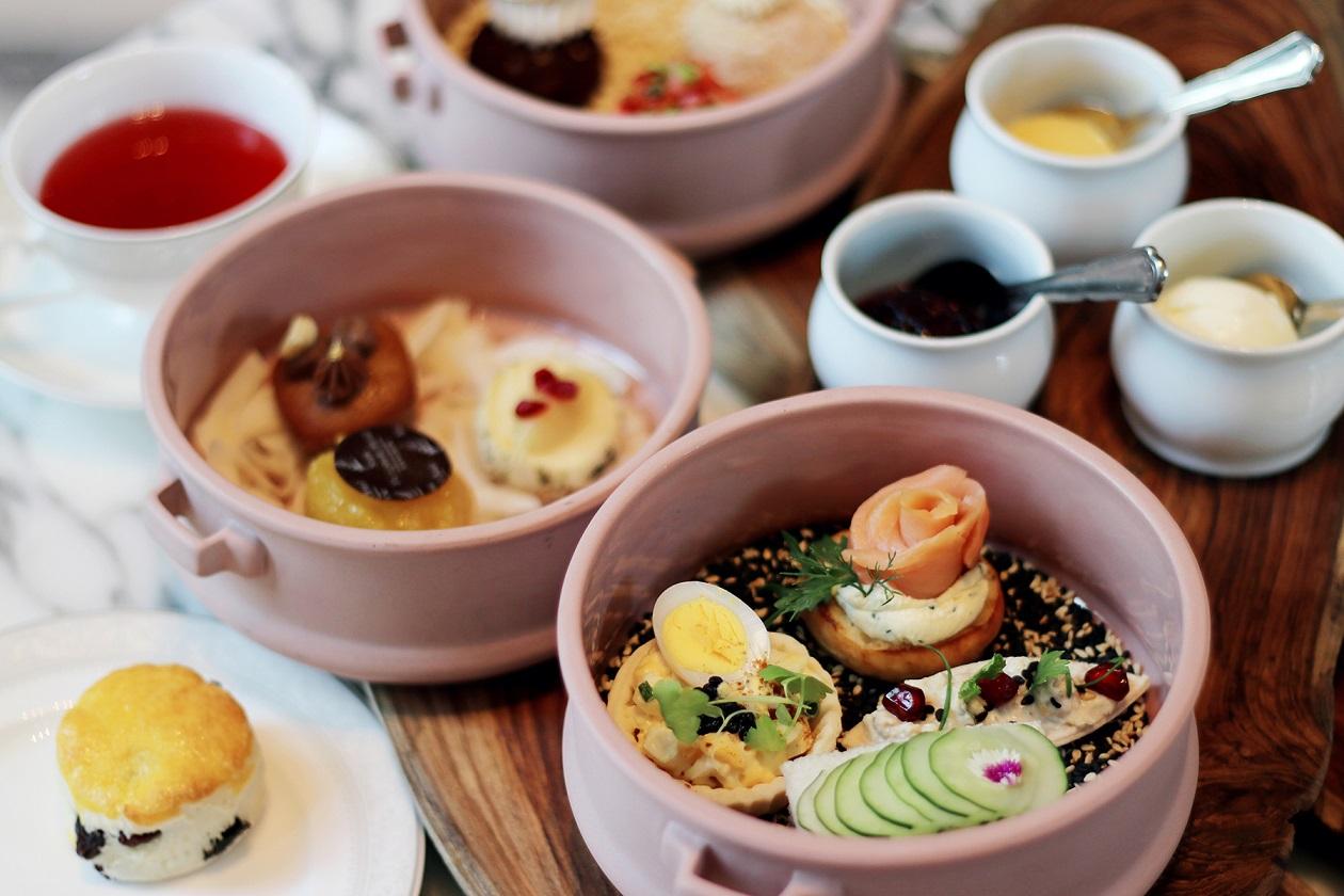 Siam Kempinski Hotel Bangkok presents a 'Summer Time Afternoon Tea'