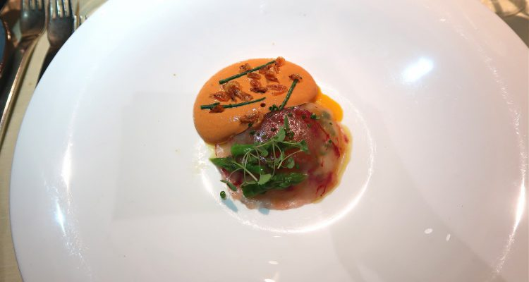 2-Michelin Star Chef Fernando Perez Arellano Returns to Uno Mas