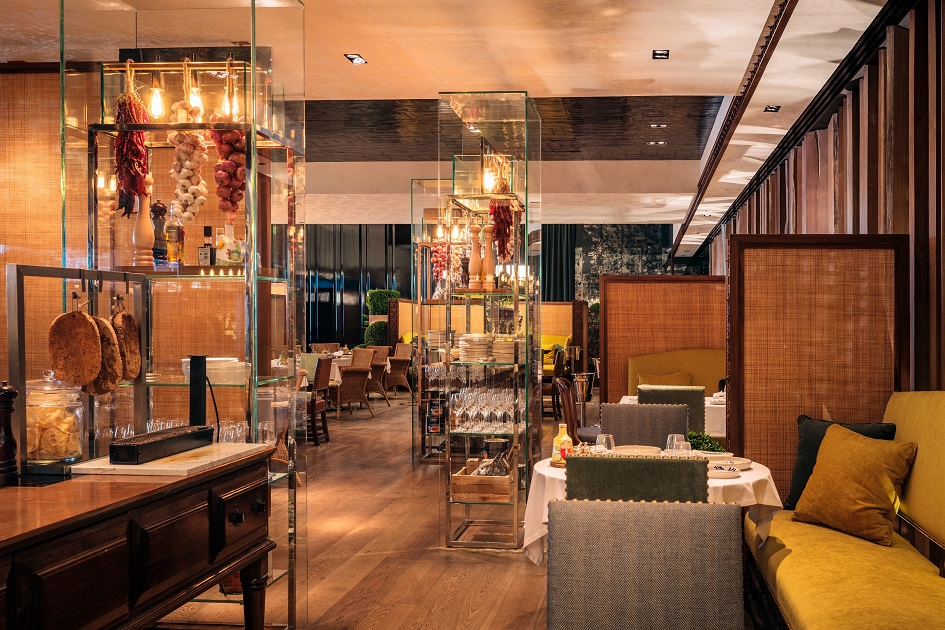 Introduce 'Salvia' new Italian restaurant inspired Osteria, Grand Hyatt Erawan Bangkok