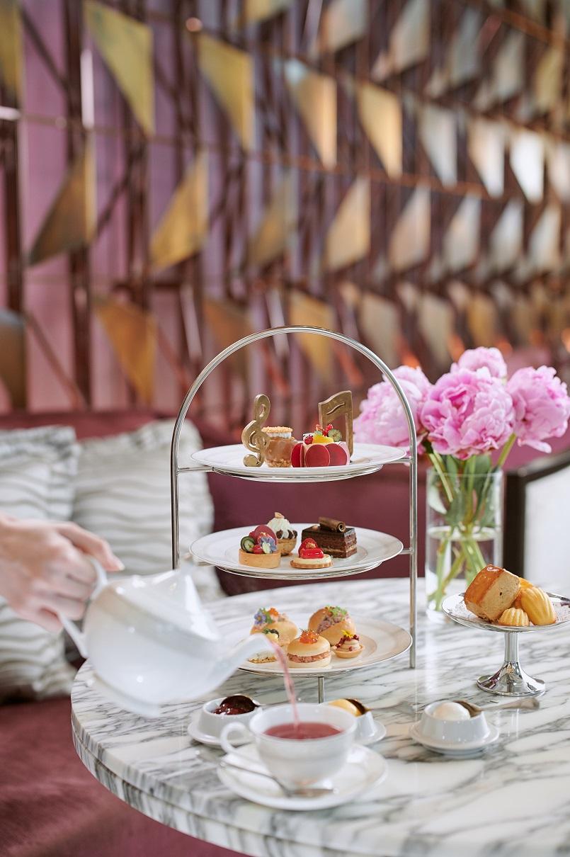 Siam Kempinski Hotel Bangkok presents 'Afternoon Teaat Kempinski – Solo Harp Edition by Madame Wang'