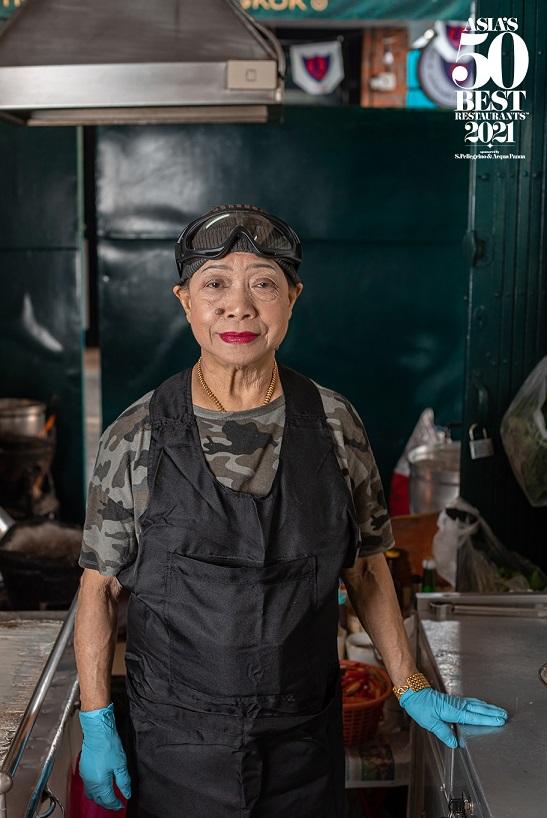 Asia's 50 Best Restaurants Announces Winner of Icon Award - Asia 2021